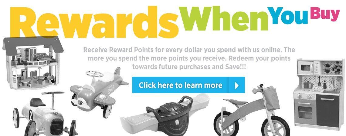 Rewards When You Buy