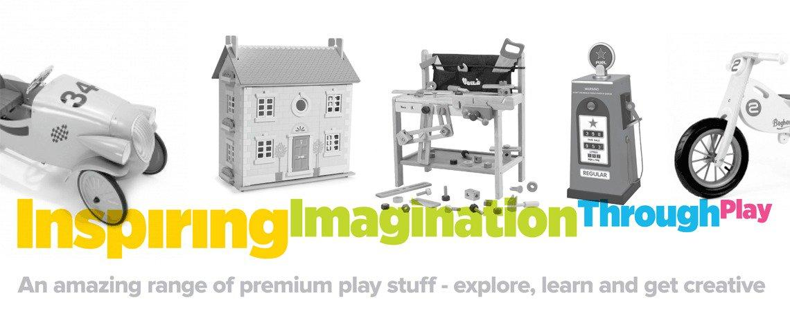 Inspiring Imagination Through Play