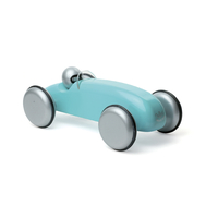 Blue Speedster Wooden Toy Car
