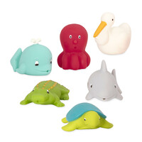 Sea Bath Buddies - 6 buddies - NEW