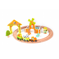 Farm Train Set by Classic World