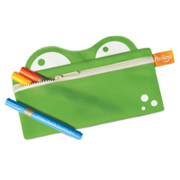 Mess Eaters: Pencil Case - Green by P'kolino