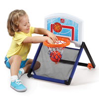 Floor To Door Basketball Set