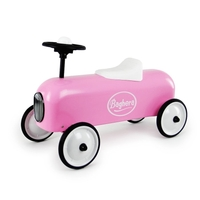 Pink Racer Ride On Car by Baghera