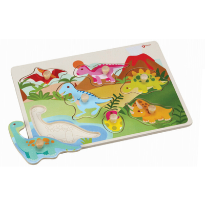 Dinosaur Puzzle by Classic World
