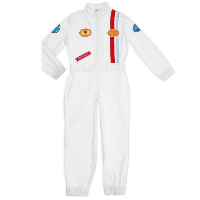 Kids Racing Car Driver Suit - Small