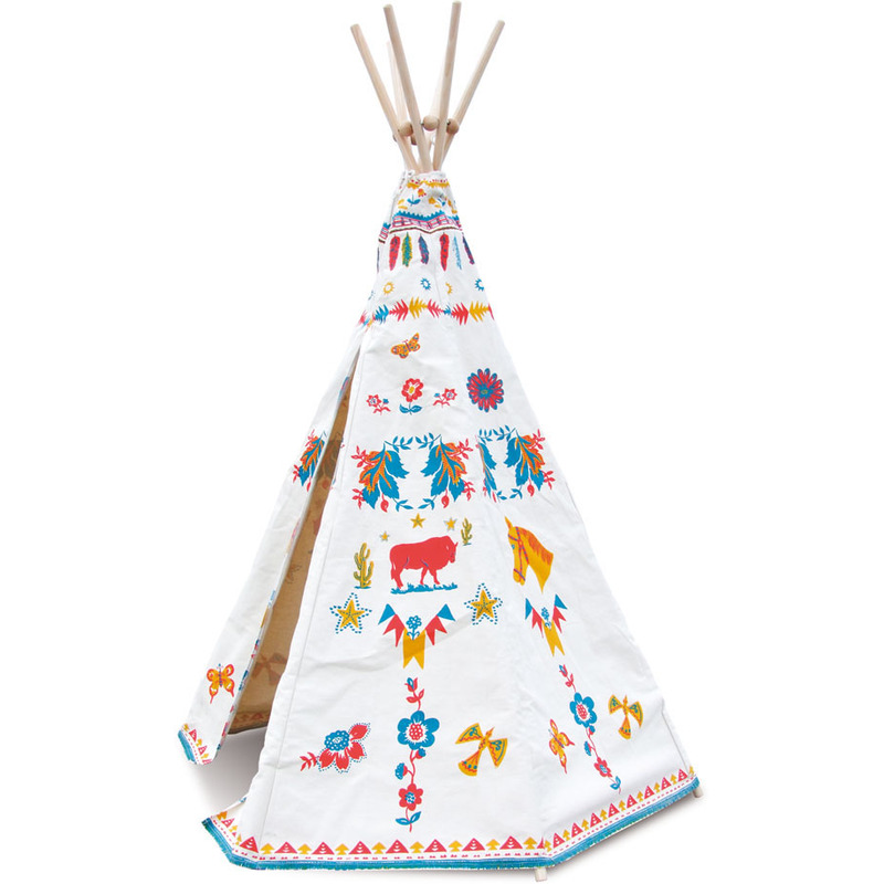 Kids Teepees & Bedroom